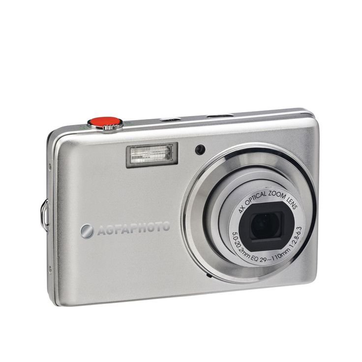AgfaPhoto Optima 12MP Digital Still Camera - DC104S best and exciting offer at Betta Electrical NZ