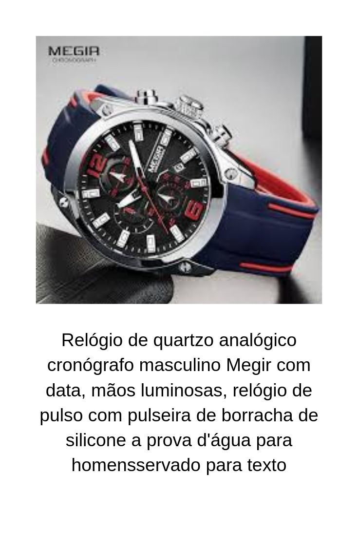 Pin on Relogios Masculinos