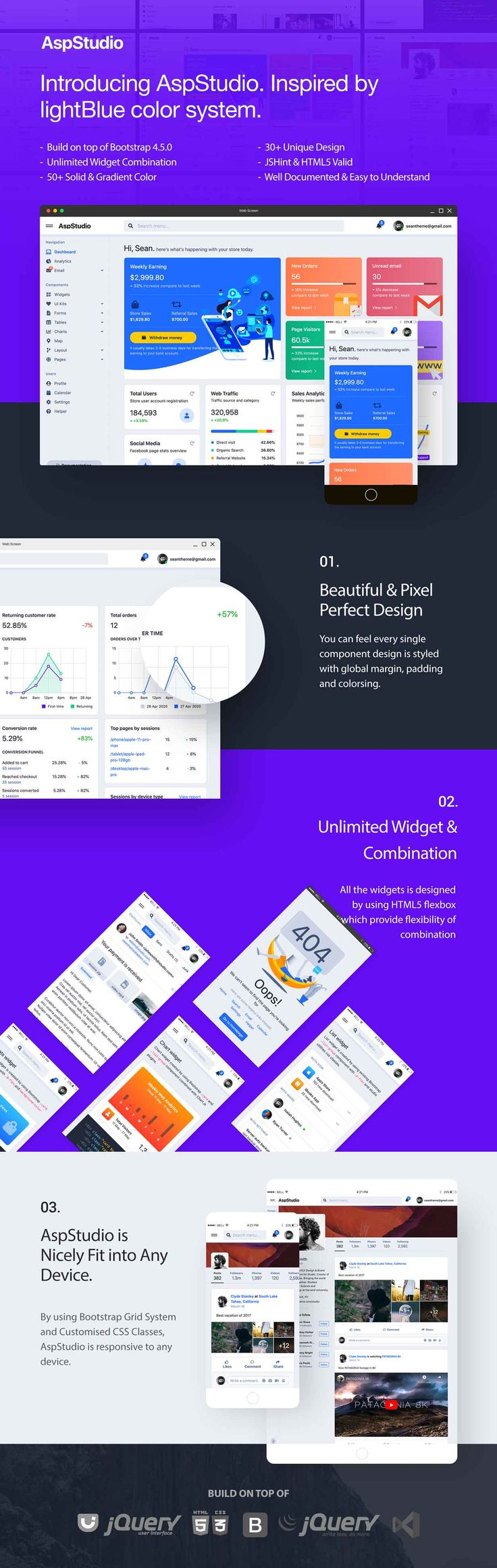 Pin On Creative Business Flyer Asp net web application template