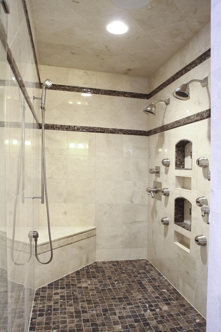 Barenzbuilders Walk In Shower Luxurious Bathrooms