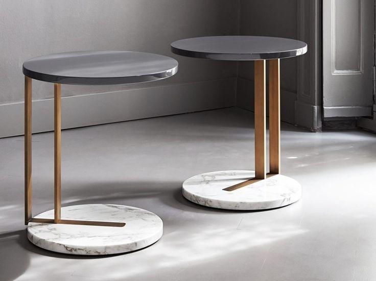 RALF Mesita by Meridiani diseño Andrea Parisio