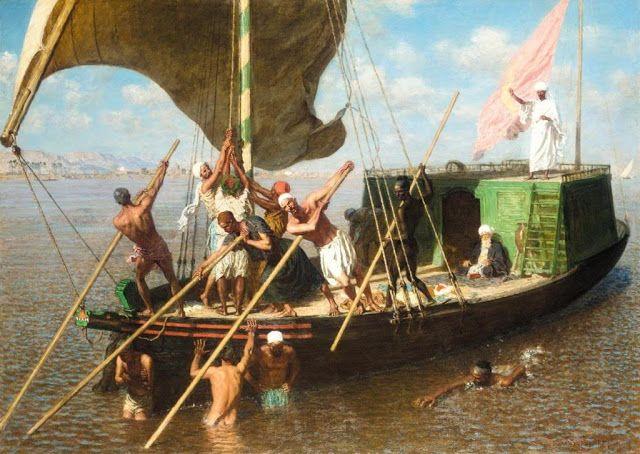 Αιγυπτιακό σκάφος 1877