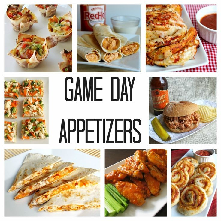 Super bowl appetizers and snacks food party finger for Super bowl appetizers pinterest