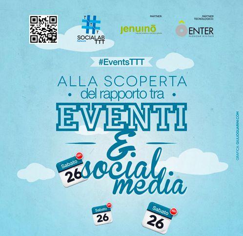 @Socialab TTT organizza il 26 gennaio una serie di aperitivi in giro per l'italia ecosostenibili.
