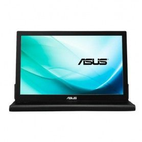 """NEW Product Alert:  ASUS MB169B+ 15.6"""" Full HD IPS Black,Silver computer monitor  https://pcsouth.com/lcd-monitors/233794-asus-mb169b-156-full-hd-ips-blacksilver-computer-monitor-lcd-monitor-asus.html"""