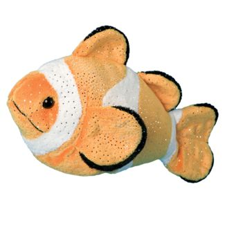Nemo le poisson clown Peluche, environ 15cm de long, Marque Douglas, 10.99$  Disponible dans la boutique St-Sauveur (Laurentides) Boîte à Surprises, ou en ligne sur www.laboiteasurprisesdenicolas.ca ... sur notre catalogue de jouets en ligne, Livraison possible dans tout le Québec($) 450-240-0007 info@laboiteasurprisesdenicolas.ca