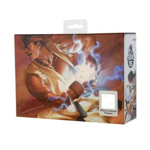 Street Fighter Ryu 15th Anniversary Controller NEW PS2