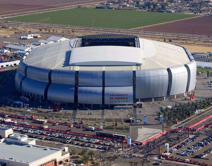 The University of Phoenix Stadium is a versatile stage