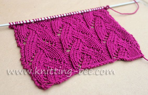Knitting Cast On Over Slipped Stitches : 1000+ images about Knitting on Pinterest Cable, Stitches and Drops design