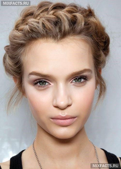 Повседневный макияж глаз: фото и обучение