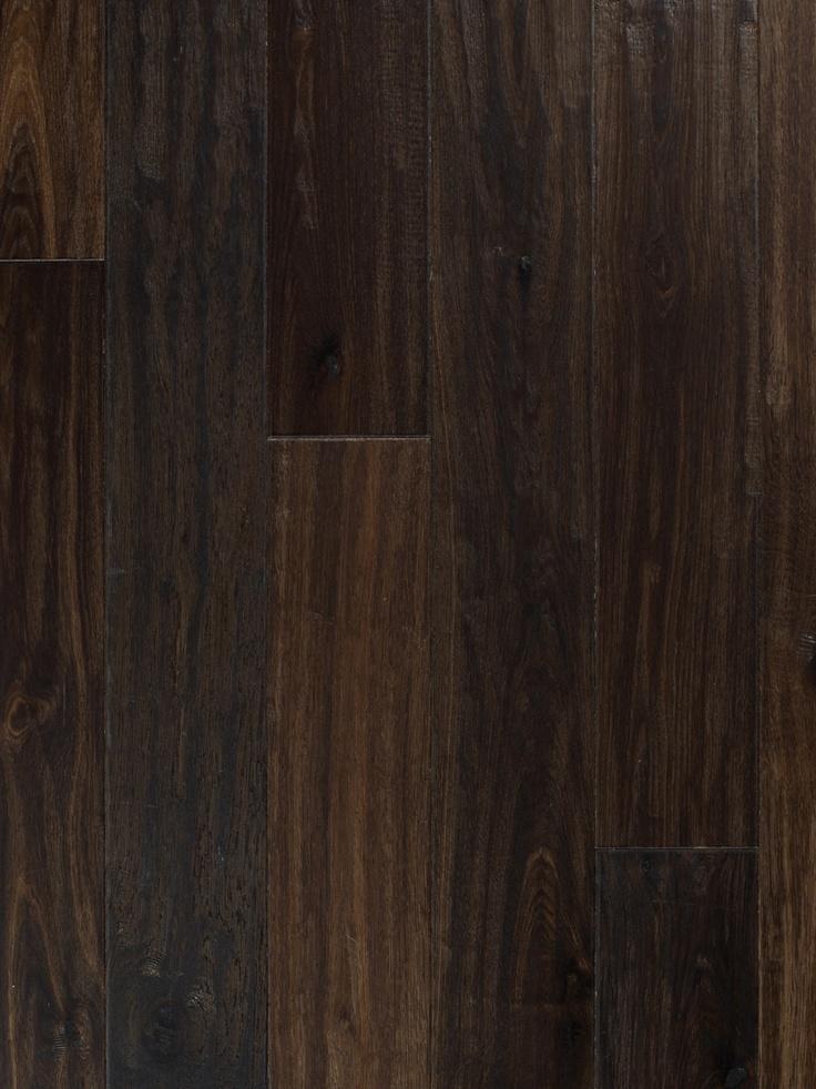 Hand scraped white oak fumed old oak uv oil by vintage for White oak hardwood flooring