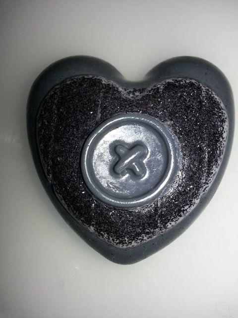 black heart!