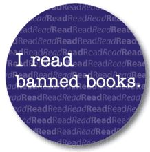 It always amazes me the books that make the banned books list.