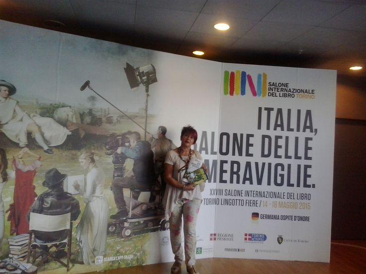 maggio 2015  http://www.fabriziocatalano.it/salone-del-libro-di-torino-cercando-fabrizio-e/