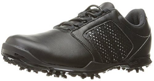 Womens Golf Shoes Fashion | adidas Womens W Adipure Tour CblackSil Golf Shoe Black 85 M US >>> Click on the image for additional details. Note:It is Affiliate Link to Amazon.