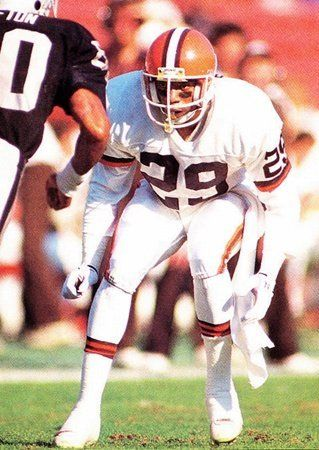 Hanford Dixon, Cleveland Browns