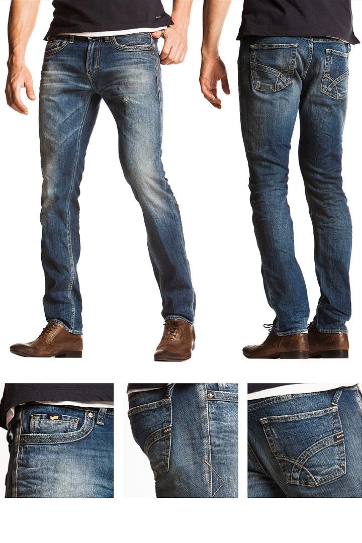 SS13 Men's Jeans. Fit: slim Model: Albert RS A