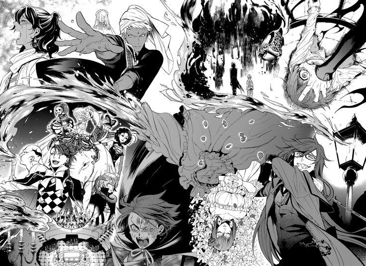 Чтение манги Тёмный дворецкий 25 - 120 Сентиментальный дворецкий - самые свежие переводы. Read manga online! - ReadManga.me