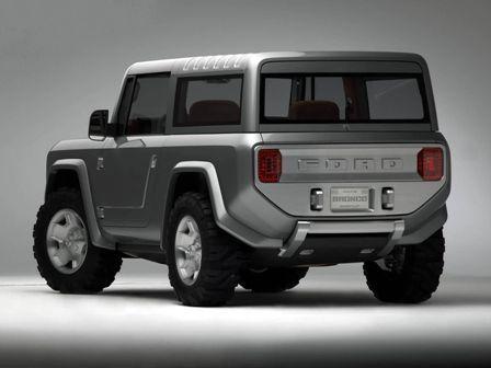 2004 Bronco Concept