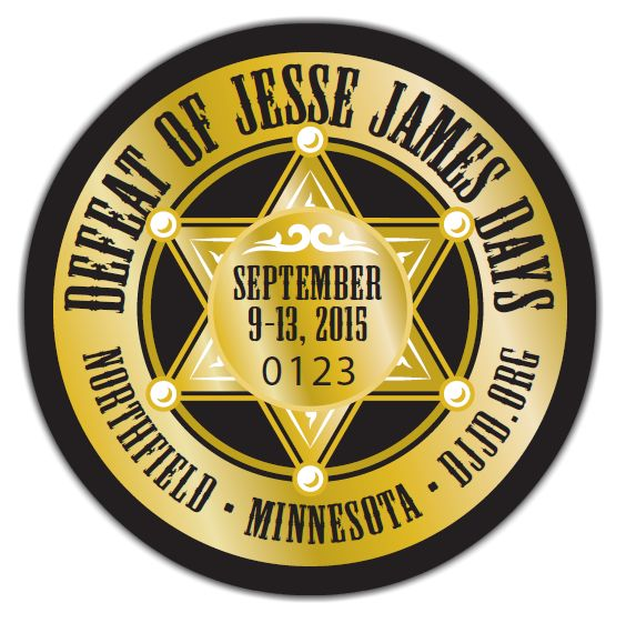 Sep 9 - 13, 2015 - The Defeat of Jesse James Days in Northfield MN