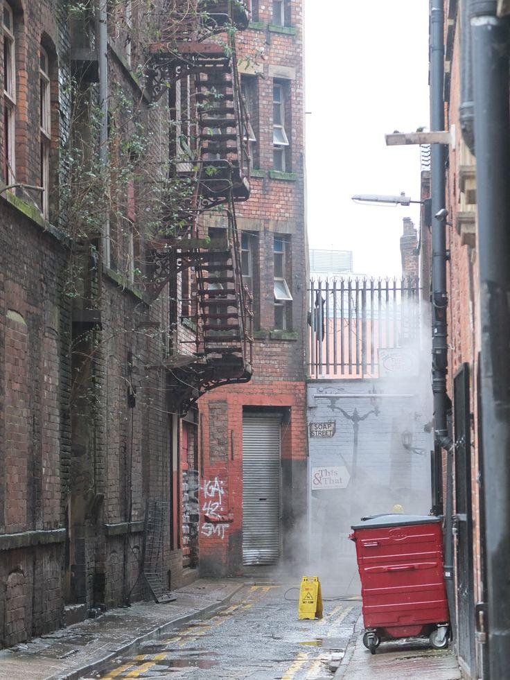 Northern Quarter, Manchester, UK.