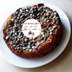 Korzenne ciasto dyniowe