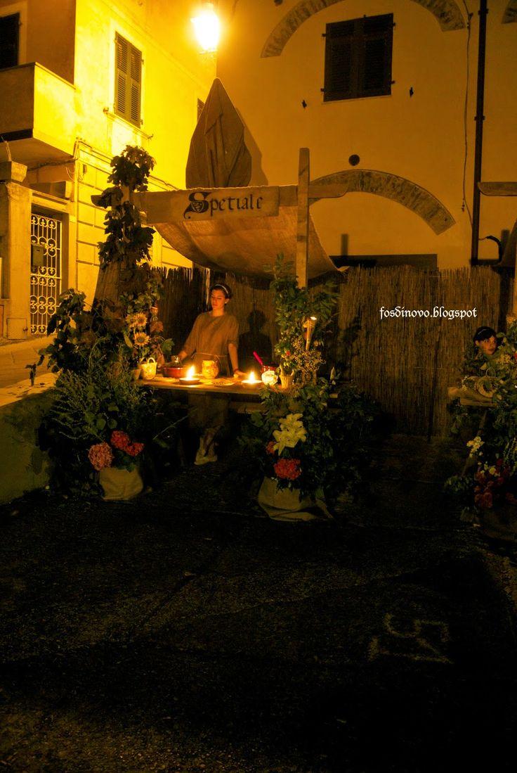 Fosdinovo: Festa Medievale 2014
