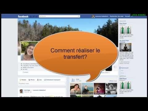 Comment faire la promotion de votre page pro Facebook auprès de votre réseau?, via YouTube.