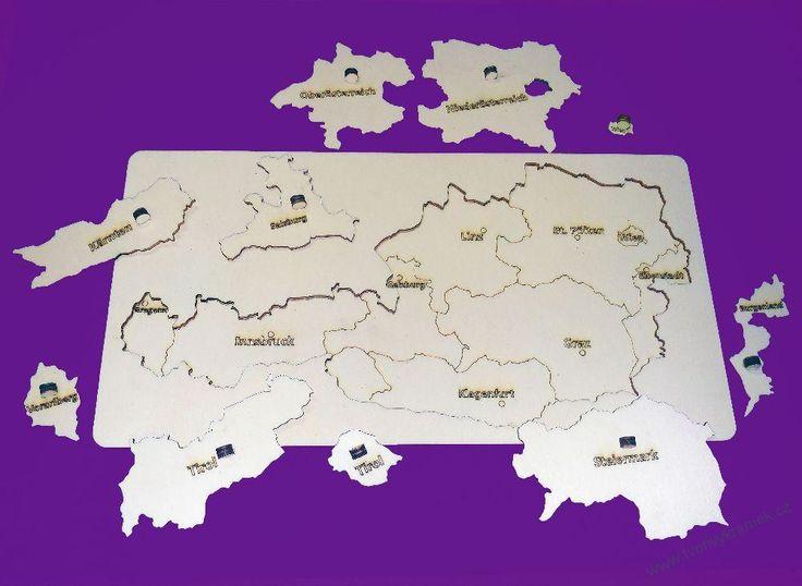 Vkládačka mapa AUT