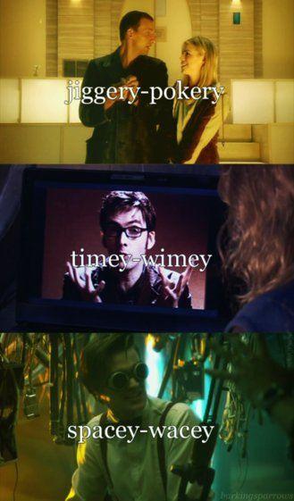 Nine, Ten, and Eleven.