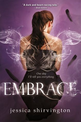Book Chick City | Reviewing Urban Fantasy, Paranormal Romance & Horror | REVIEW: Embrace by Jessica Shirvington (click for review)