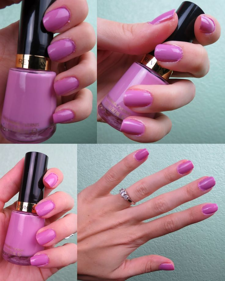 Revlon nail polish in Flirt http://hubz.info/110/i-could-be-scared-to-walk-on-that