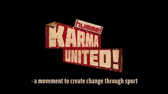 Karma United... Change the world trough sports...