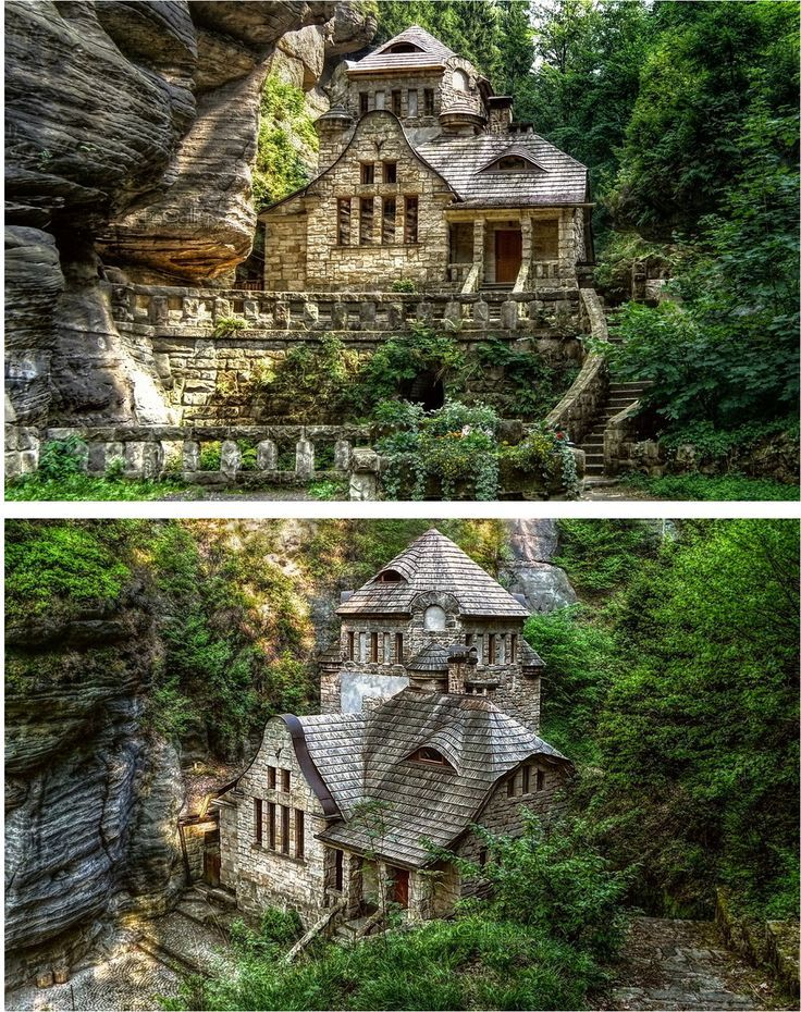 Cliffside House Ideas That Will Bring Out Your Inn…