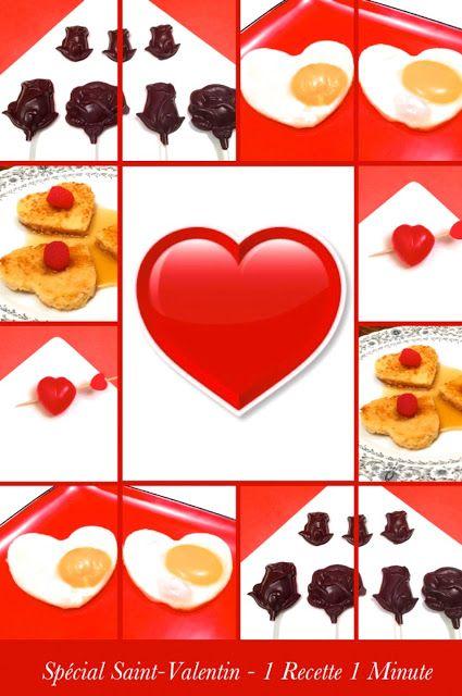 Spécial Saint-Valentin: Offrez des Coeurs et des Roses Comestibles