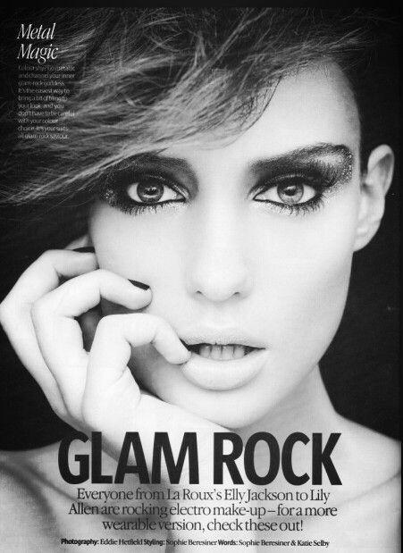 Makeup rocks