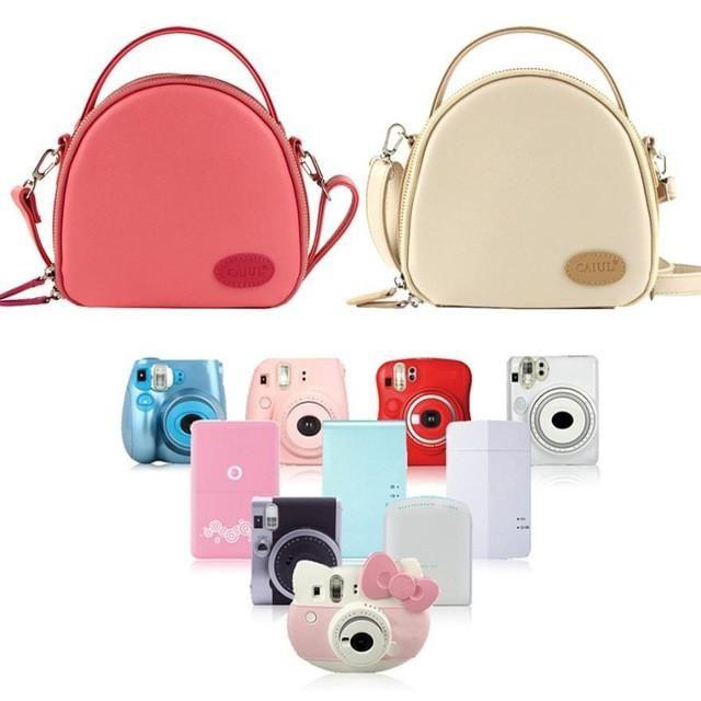 Leather Shoulder Bag - Handbags