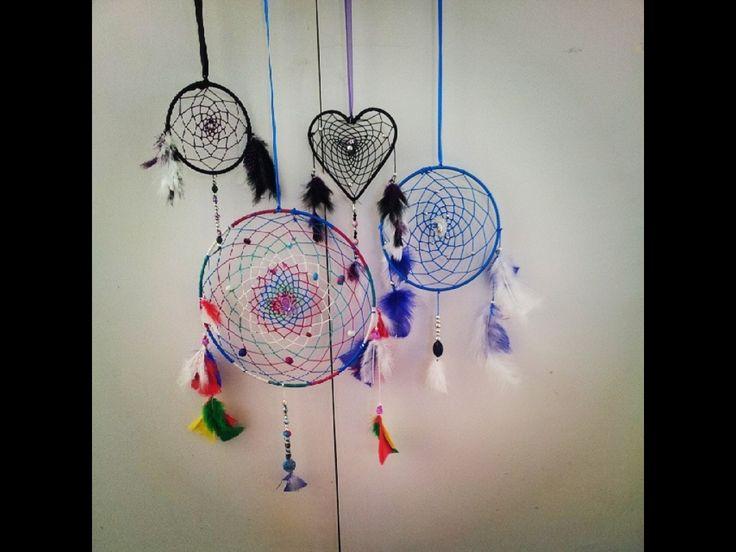 Dreamcatchers beautiful artwork.. Handmade