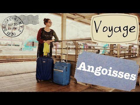 ✨ [phobies #6] : angoisses et départ en vacances - SIDJIE - YouTube