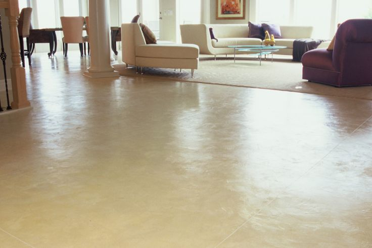 Colored Interior Concrete Floor : Interior concrete floors google search