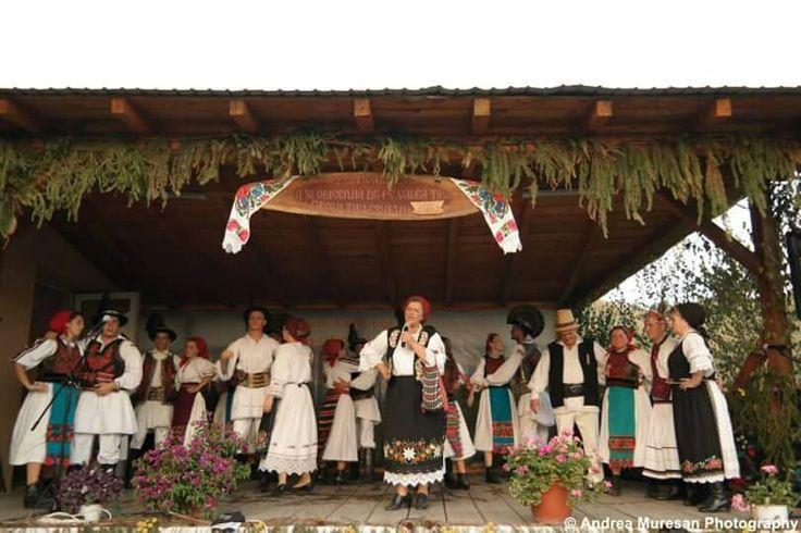 Tradiții și obiceiuri -Grosii Tiblesului - interpret Rafila Barbos