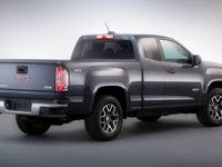 2018 GMC Canyon Redesign, Changes