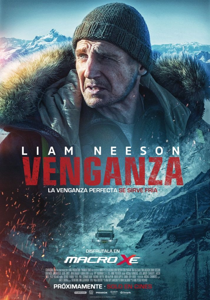 Venganza Película Ver Online Latino Completas Gratis Full Movies Movie Posters Free Movies Online