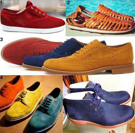 Классические мужские туфли: оксфорды, дерби, броги