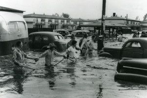 Vanport City was the largest WWII housing project in the country and once the second largest city in Oregon. But one afternoon in 1948, Vanport was destroyed by a catastrophic flood. Former residents tell stories about life in Vanport and surviving the disaster.