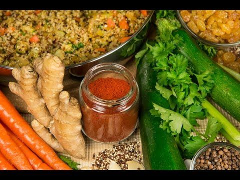 Recipe: Quinoa and Vegetables (Video) — Health Hub from Cleveland Clinic