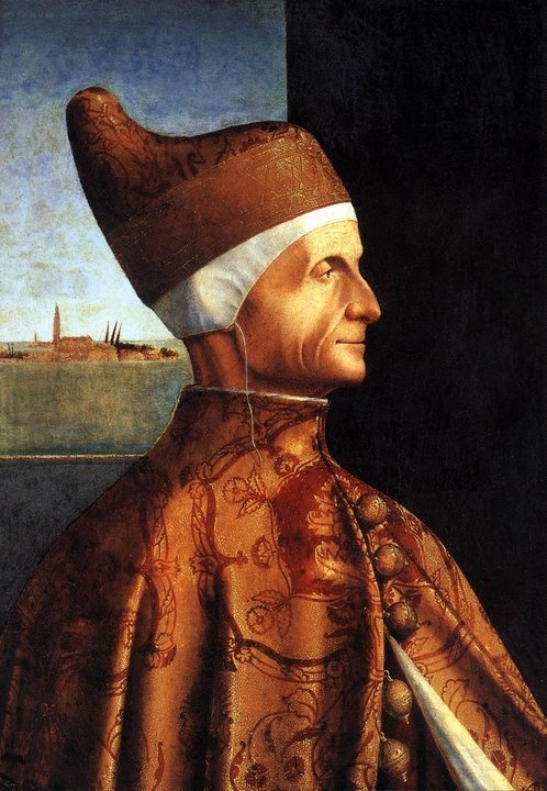 Ritratto del Doge Leonardo Loredan, 1500, by Vittore Carpaccio (Italian, c.1465 - c.1525-1526)
