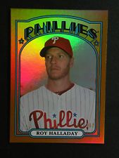 2013 Topps Archives Roy Halladay Refractor 167/199