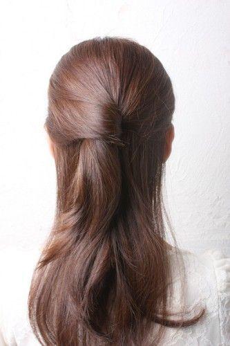 落ち着いた雰囲気。両家顔合わせ・結納の髪型「アップ」のアイデアを集めました!