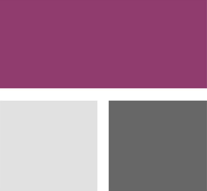 Benjamin Moore Clockwise From Top Left Twilight Magenta 2074 30 Stormy Sky 1616 And Tundra